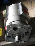 Rineer 015-63-013-31 Hydraulic Motor Assembly