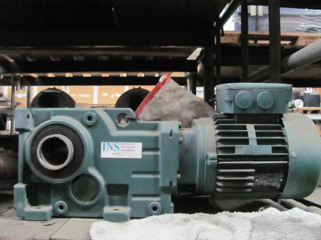 Dodge Quantis Gear Box RHB BB483GH80G4