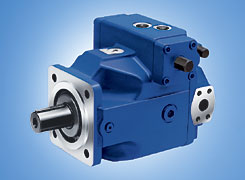 Rexroth pumps interchanged to Fluidyne