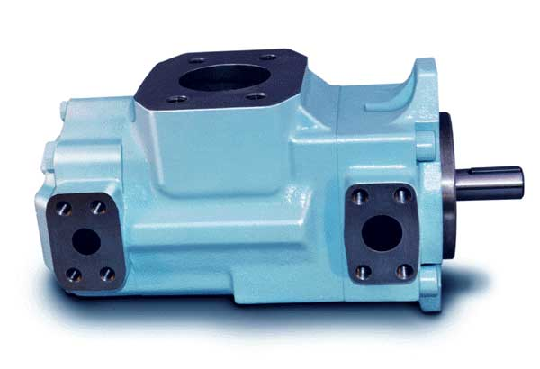 Denison Pumps and Motors  interchanged to Veljan