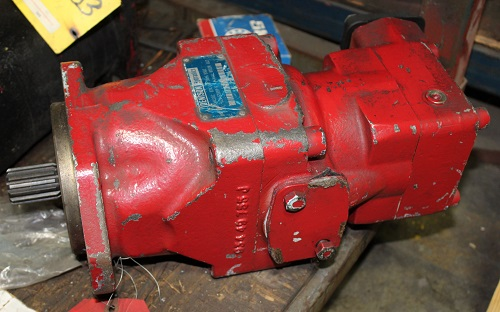 Denison M4SDC Hydraulic Motor Assembly