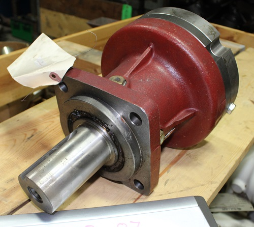 RR USA 380 Series Planetary Gearbox Assembly
