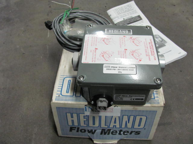 Hedland Flow Transmitter H201A-010-MR